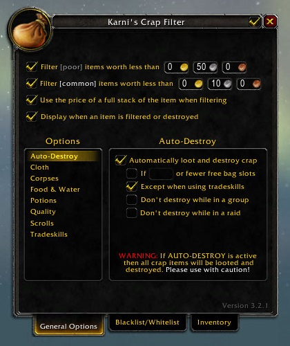 Best Addons For Gold Farming - World of Warcraft