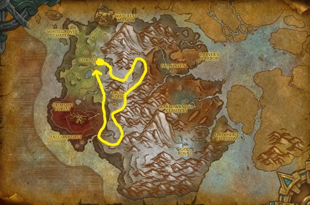 Make tons of gold with Mining and Herbalism in BFA - World