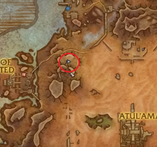 New Hyperspawn BFA Gold Farming in Vol'dun - World of Warcraft