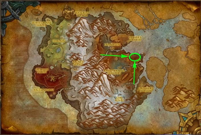 Best Skinning Farm Spot in BFA - World of Warcraft