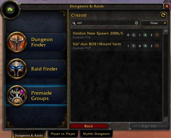 New Hyperspawn BFA Gold Farming in Vol'dun - World of Warcraft
