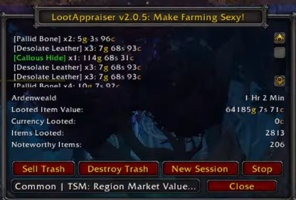 Heavy Callous Hide Gold Farming Guide Best Farm Location In Shadowlands World Of Warcraft Shadowlands