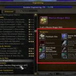 Mecha Mogul Mk2 Schematic and Price Guide **UPDATED for Wow Shadowlands