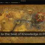 Vial of the Sands Recipe Farming Guide, Fastest Way in Wow